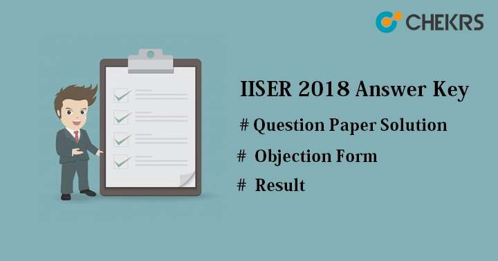 IISER Answer Key