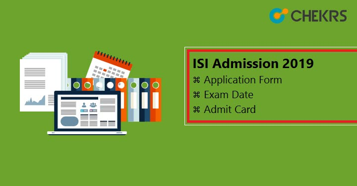ISI Admission Application Form
