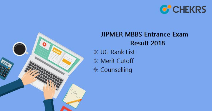JIPMER MBBS Entrance Exam Result