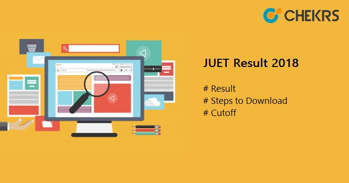 JUET Result Download Cut-Off
