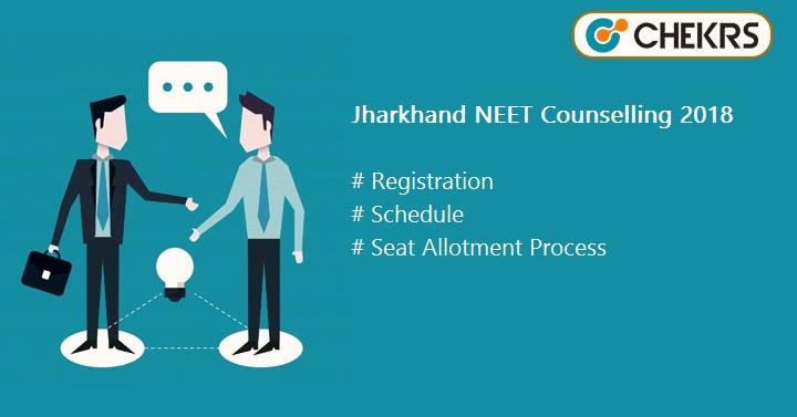 Jharkhand NEET Counselling