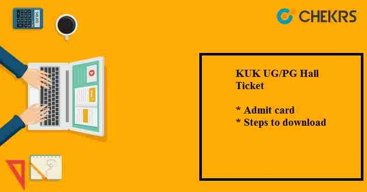 Kurukshetra University Entrance Exam Admit Card, Hall Ticket