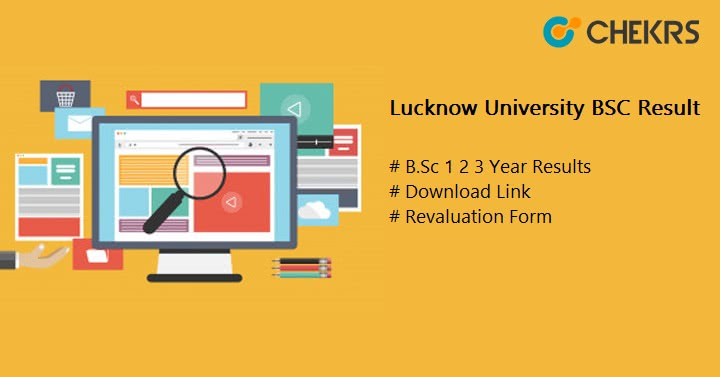Lucknow University BSC Result 2018