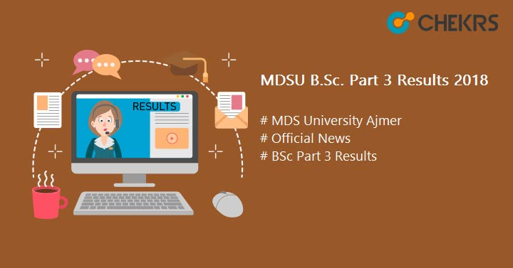 MDSU B.Sc. Part 3 Results