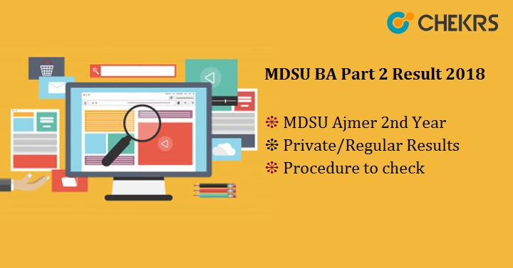 MDSU BA Part 2 Result