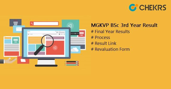 MGKVP BSc 3rd Year Result
