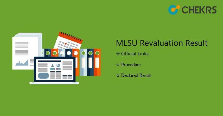 MLSU Revaluation Result