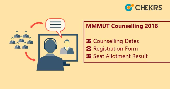 MMMUT Counselling Registration Date