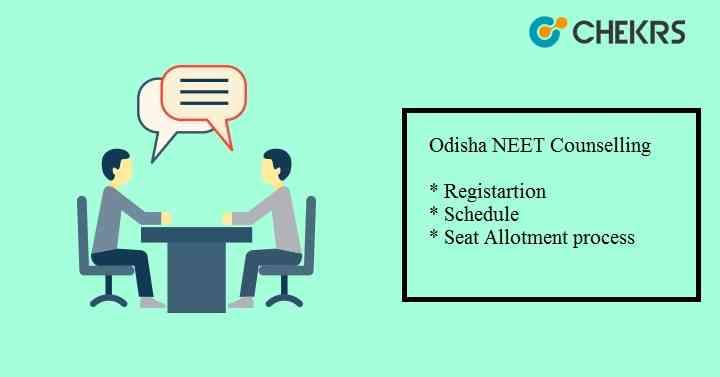 Odisha NEET Counselling