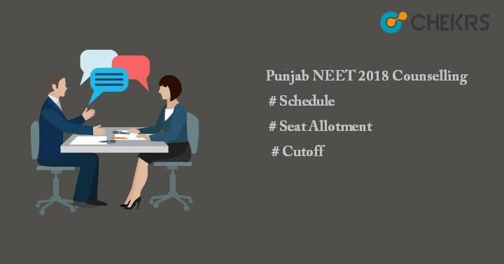 Punjab NEET Counselling