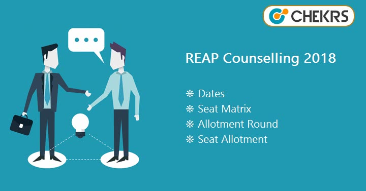 REAP Counselling Seat Allotmement
