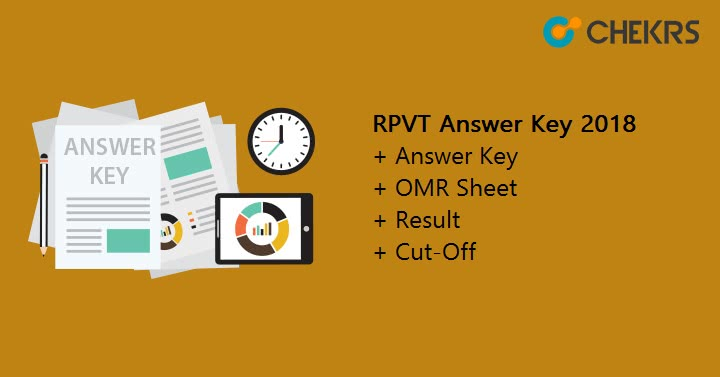 RPVT Answer Key Download