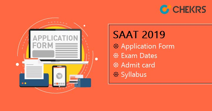 SAAT Application Form