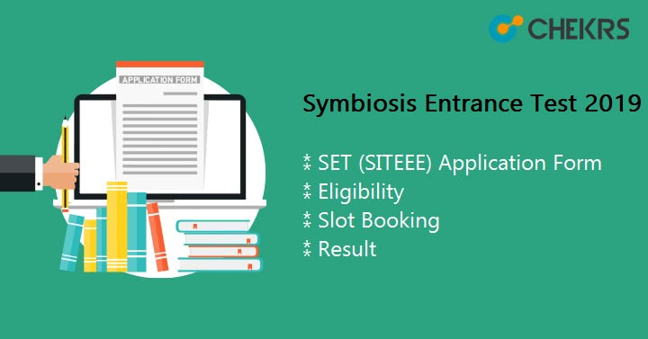 Symbiosis Entrance Test Application Form