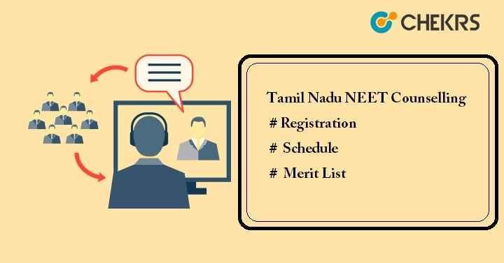 Tamil Nadu (TN) NEET UG Counselling