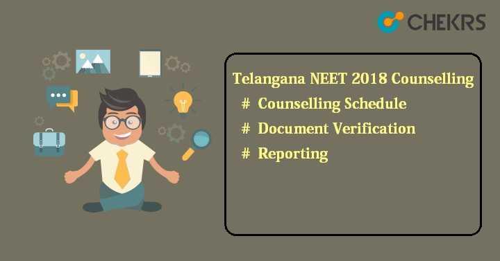 Telangana (TS) NEET Counselling
