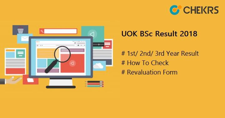 UOK BSc Result