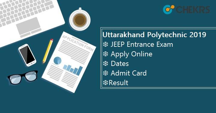 Uttarakhand Polytechnic (JEEP)
