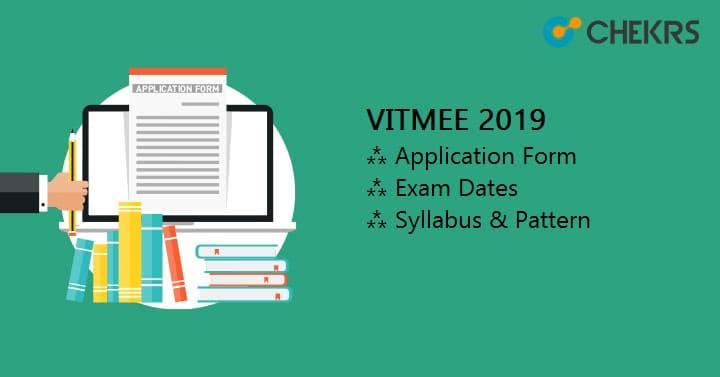 VITMEE Application Form