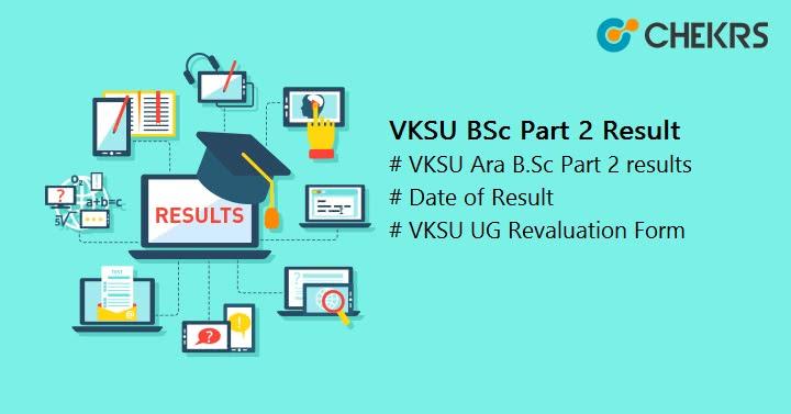 VKSU BSc Part 2 Result