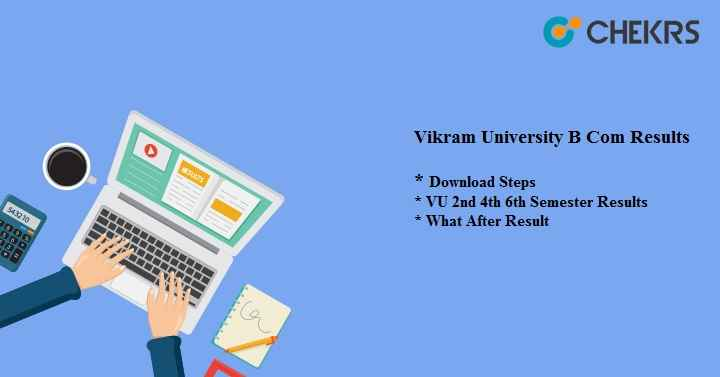 Vikram University BCom Results