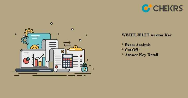 WBJEE JELET Answer Key