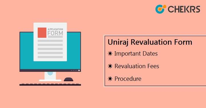 Uniraj Revaluation Form