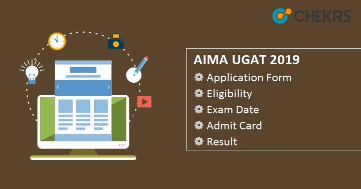 AIMA UGAT Application Form