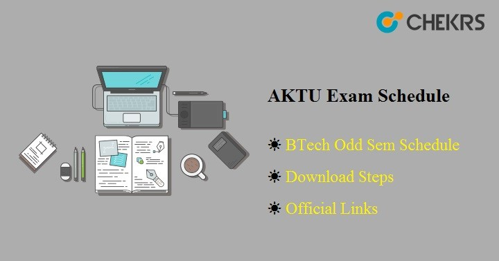 AKTU Exam Schedule