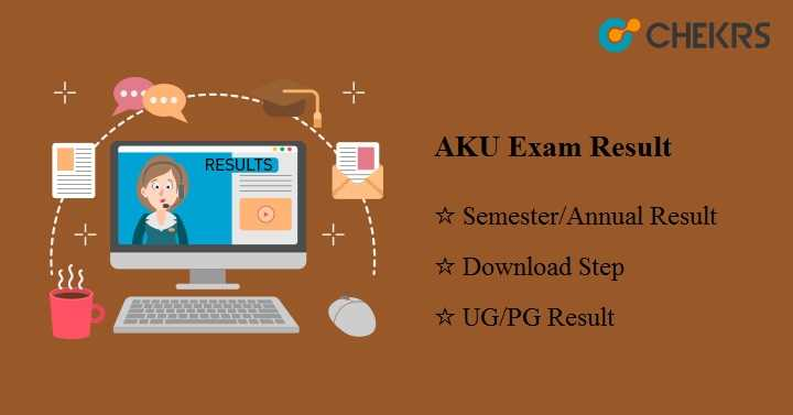 AKU Exam Result