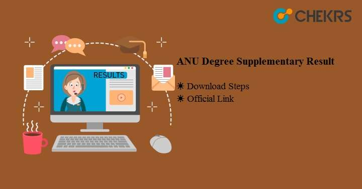 ANU Degree Supplementary Results
