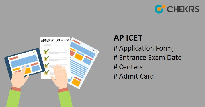AP ICET Application Form