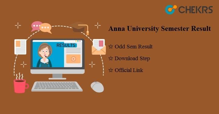 Anna University Semester Resut