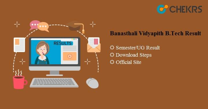 Banasthali Vidyapith B.Tech Result