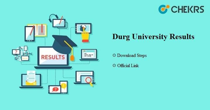 Durg University Result