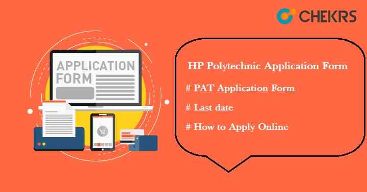 HP Polytechnic Application Form