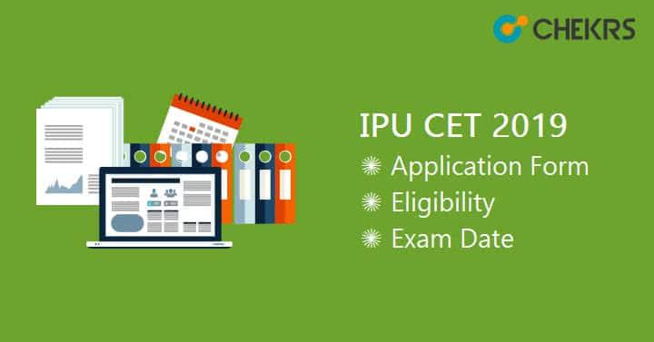 IPU CET Application Form, Eligibility