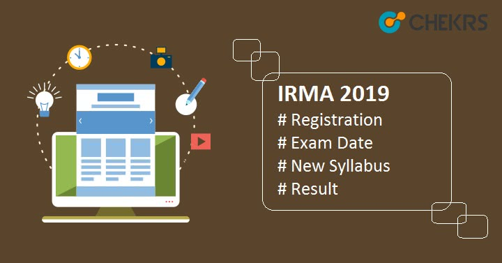IRMA Registration Exam Date