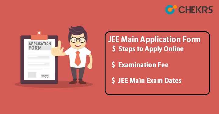 JEE Main Application Form