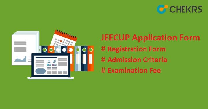 UP Polytechnic JEECUP Application Form