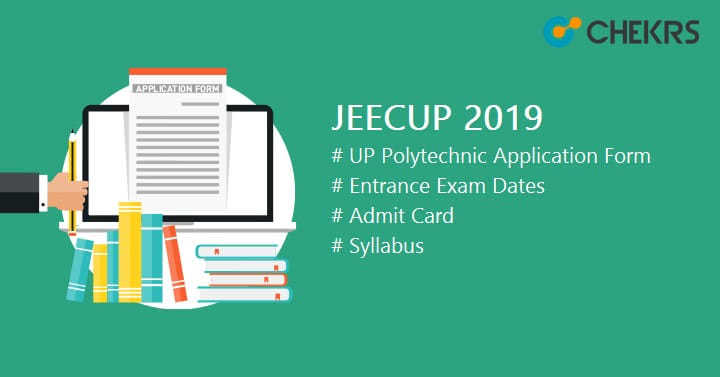 JEECUP UP Polytechnic Entrance Exam