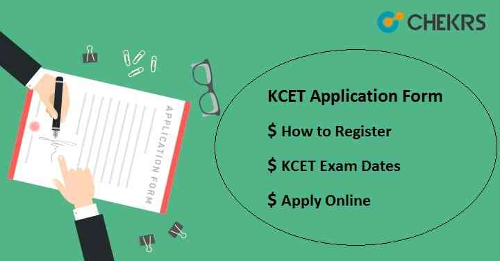 KCET Application Form