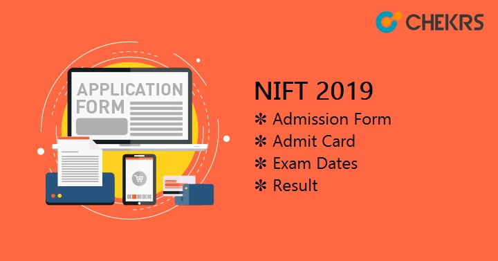 NIFT Admission Form Criteria Admit Card