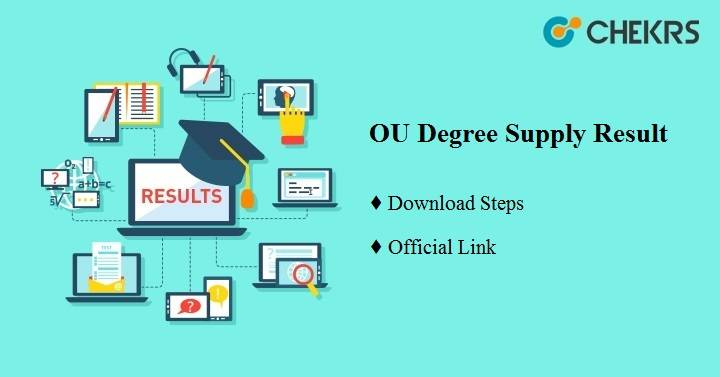 OU Degree Supply Results