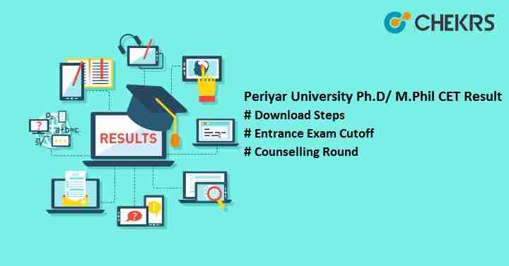 Periyar University CET Result