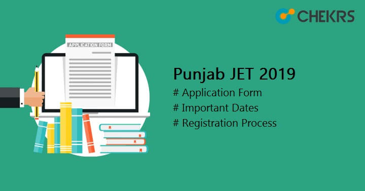 Punjab JET Application Form