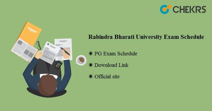 Rabindra Bharati University Exam Schedule