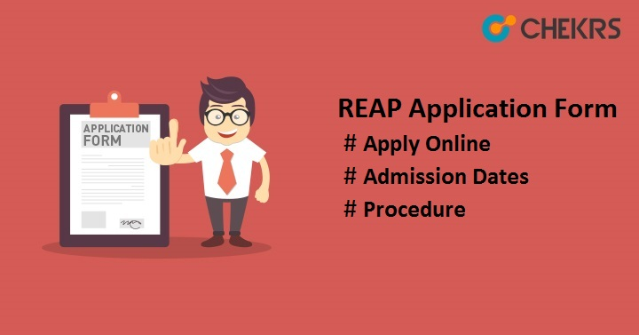 REAP Application Form