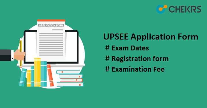 UPSEE 2021 Application Form