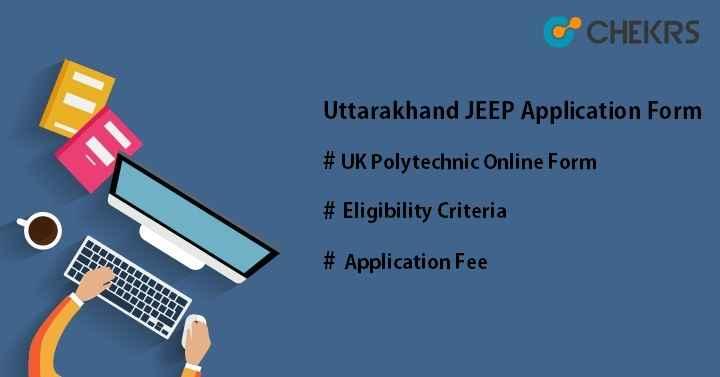 Uttarakhand Polytechnic (JEEP) Application Form